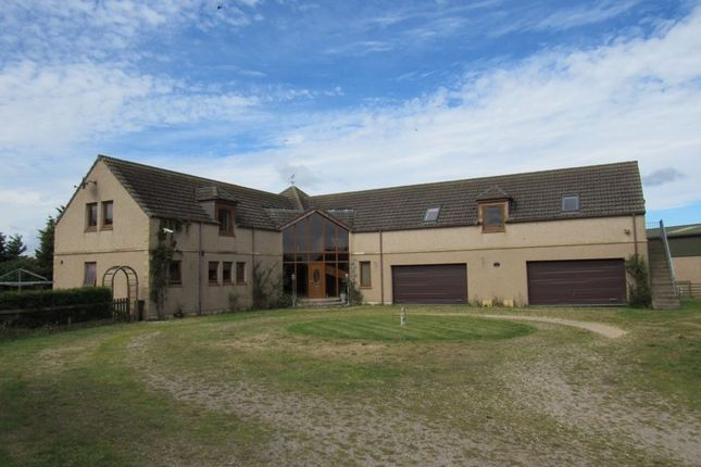 Thumbnail Country house for sale in Lossiemouth