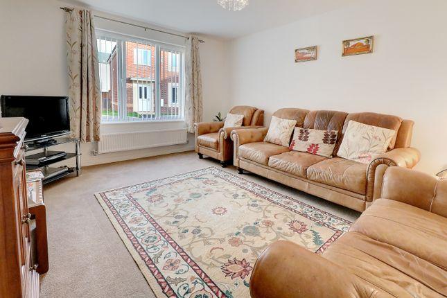 Living Room of Emerald Way, Bridgwater TA6