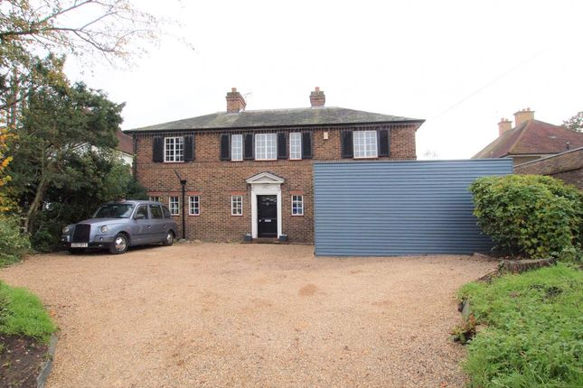 Thumbnail Detached house for sale in Chessington Road, Ewell Village