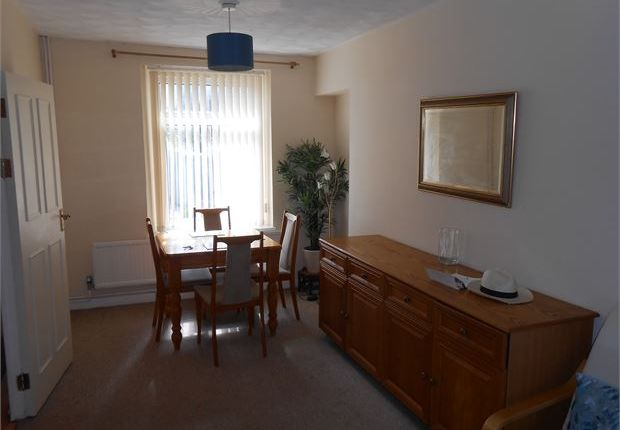 Terraced house to rent in William Street, Sandfields, Swansea