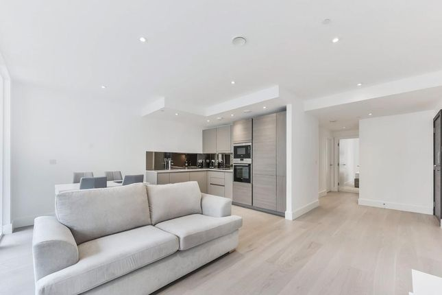 Thumbnail Flat to rent in Quebec Way, London