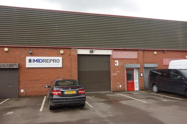Thumbnail Light industrial to let in Unit 3, Holbrook Park Estate, Holbrook Lane, Coventry, West Midlands