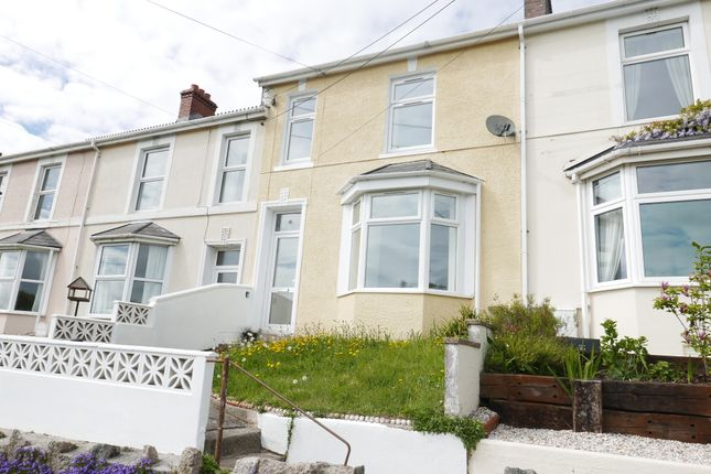 Thumbnail Terraced house to rent in Clifton Terrace, Liskeard, Cornwall