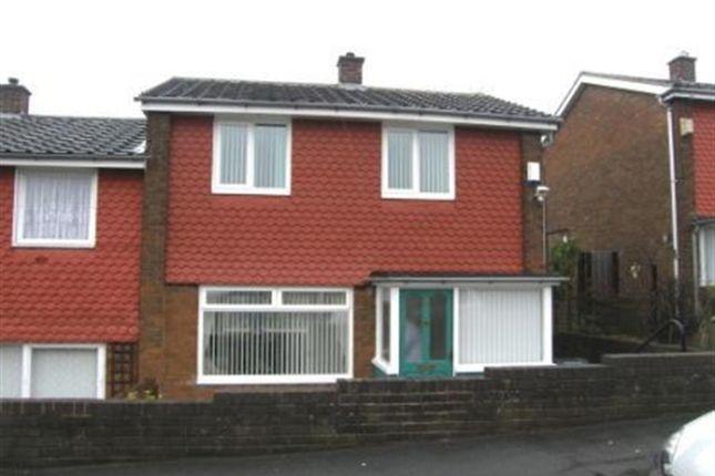 Thumbnail Semi-detached house to rent in Colton Gardens, Gateshead