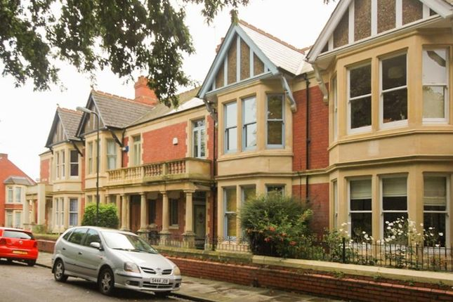 Thumbnail Detached house to rent in Sandringham Road, Roath, Cardiff