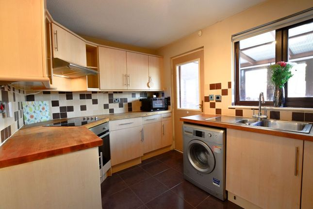 Kitchen of Islay Drive, Old Kilpatrick, Glasgow G60