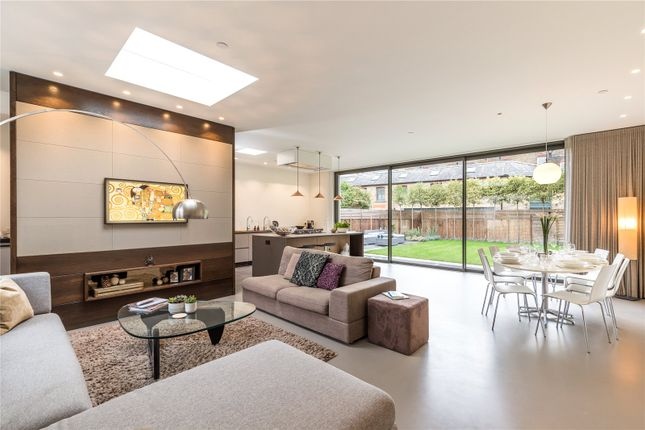 Thumbnail Detached house to rent in Orchard Place, Chiswick, London