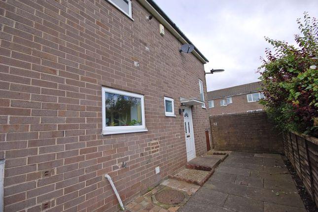 Thumbnail Terraced house to rent in Garth Twenty, Killingworth, Newcastle Upon Tyne