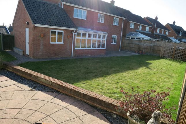 Garden of Panxworth Road, South Walsham, Norwich NR13