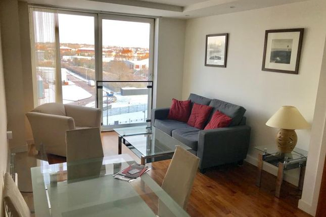 Thumbnail Flat to rent in City Lofts, Salford Quays, Salford, Greater Manchester