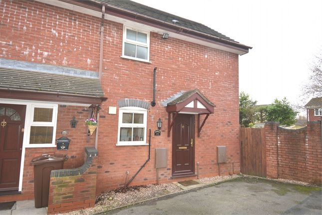 Thumbnail End terrace house to rent in Kerswell Drive, Shirley, Solihull B90, Solihull,