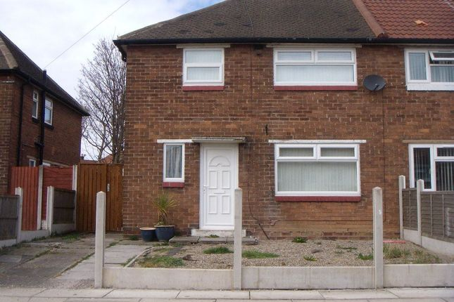 Thumbnail Semi-detached house to rent in Coronation Drive, Whiston, Prescot