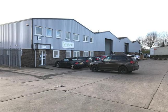 Thumbnail Light industrial to let in Unit 43/44, Parkhouse Industrial Estate West, Newcastle, Staffordshire