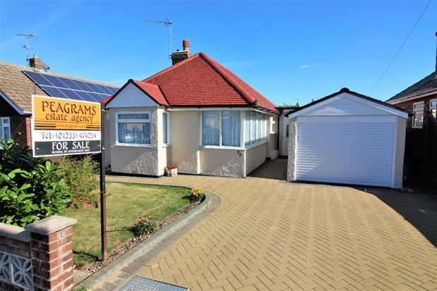 3 bed detached bungalow for sale in Nansen Road, Holland On Sea, Clacton On Sea