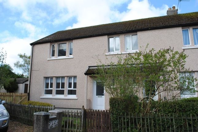 Thumbnail Semi-detached house to rent in Cleghorn Terrace, Cleghorn, Lanark