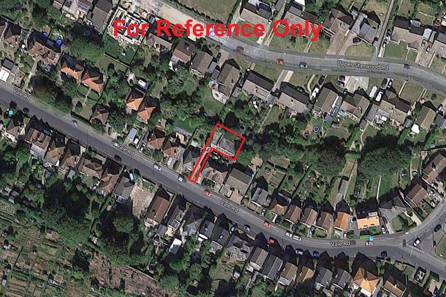 Thumbnail Land for sale in Vale Road, Seaford
