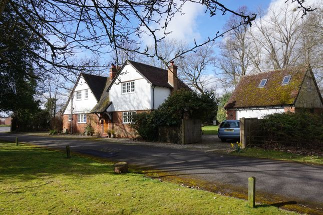 Thumbnail Detached house for sale in Church Lane, Wexham, Bucks.