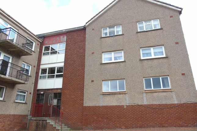 Thumbnail Flat for sale in Wilson Street, Whinhall, Airdrie
