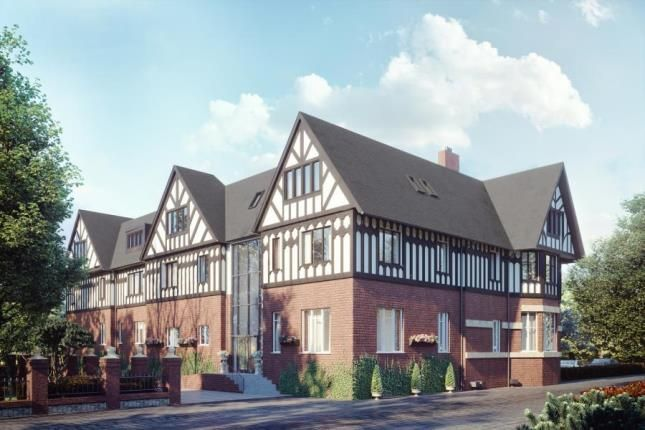 Thumbnail Flat for sale in Greysfield House, Ferma Lane, Great Barrow, Chester
