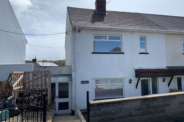 2 bed semi-detached house for sale in Henneuadd Road, Abercrave, Swansea, City And County Of Swansea. SA9