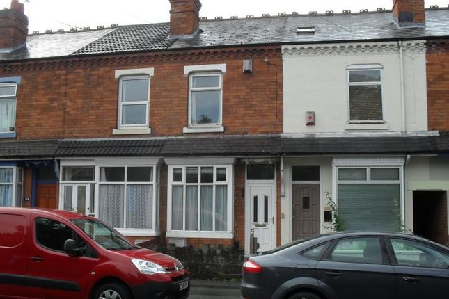 Thumbnail Property to rent in Addison Road, Kings Heath, Birmingham