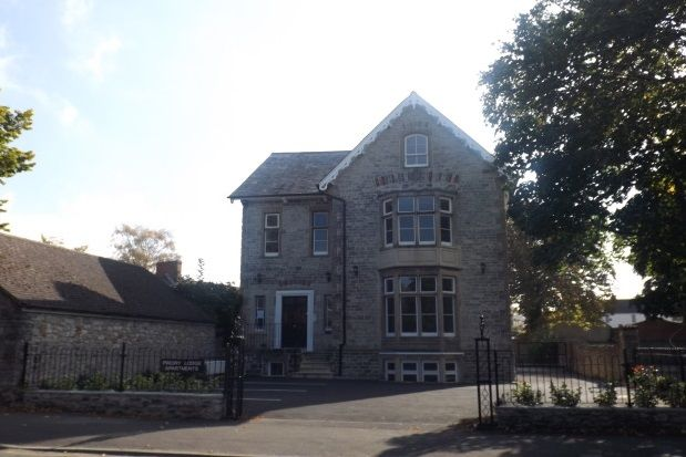 Thumbnail Flat to rent in Priory Road, Wells