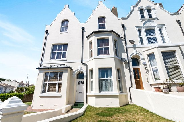 Thumbnail Semi-detached house for sale in Mount Pleasant Crescent, Hastings