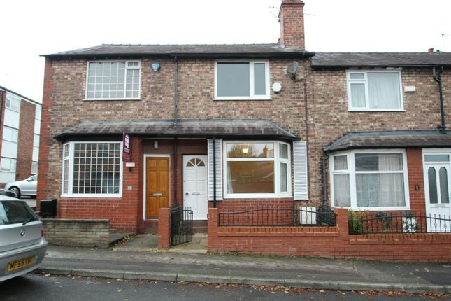 Thumbnail Terraced house to rent in Bancroft Road, Hale, Altrincham