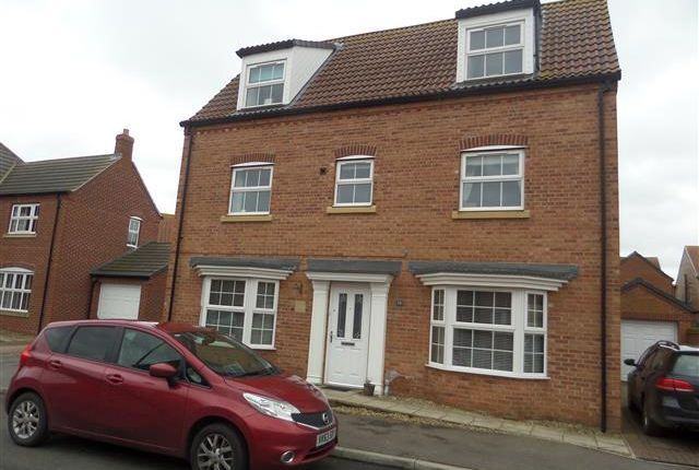 Thumbnail Detached house to rent in Ploughmans Lane, Lincoln