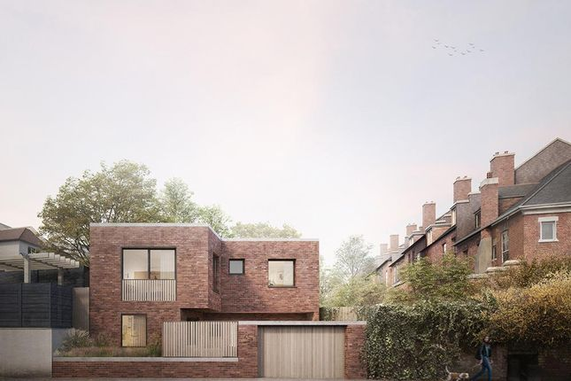 Thumbnail Land for sale in Wolseley Road, Crouch End, London