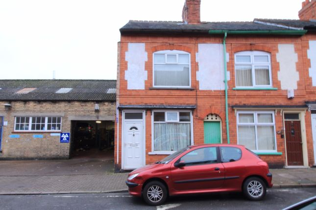Thumbnail Terraced house to rent in Kingston Road, Leicester, Leicestershire