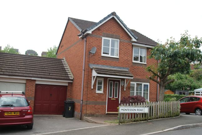 Thumbnail Detached house for sale in Montesson Road, Paignton