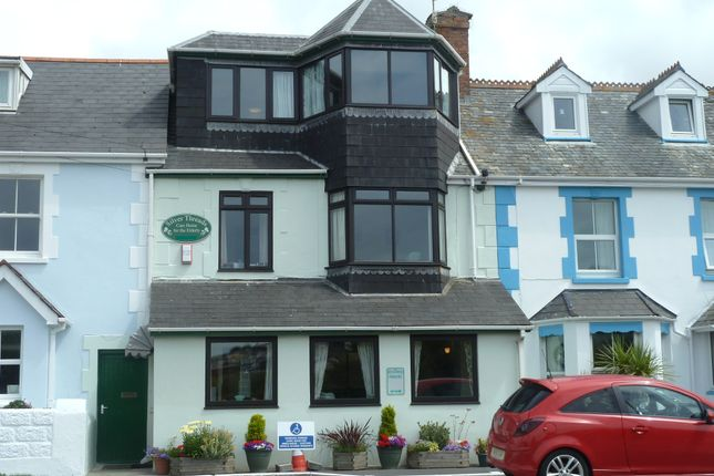 Thumbnail Hotel/guest house for sale in Lyndale Terrace, Instow