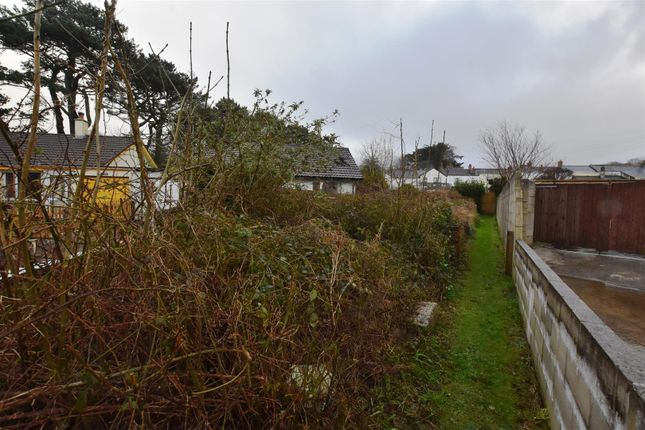 Thumbnail Land for sale in Church View Road, Camborne
