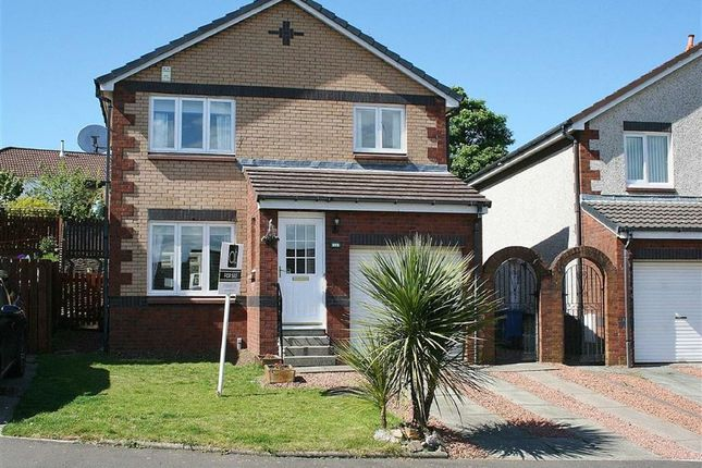 Thumbnail Detached house for sale in Glenview, Dennyloanhead, Stirlingshire
