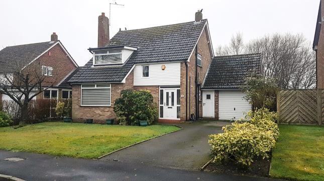 Thumbnail Detached house for sale in Wilton Crescent, Alderley Edge, Cheshire
