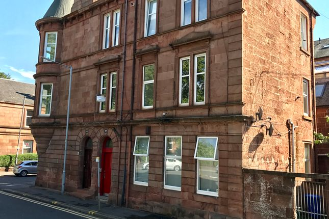 Thumbnail Flat for sale in Old Glasgow Road, Uddingston
