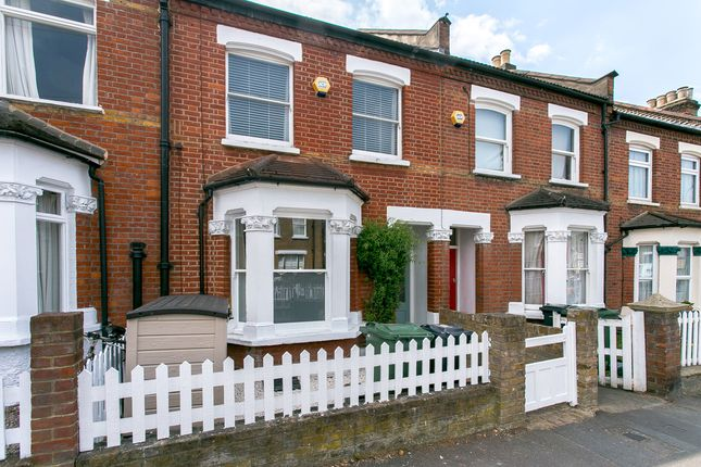Thumbnail Terraced house for sale in Wellfield Road, London