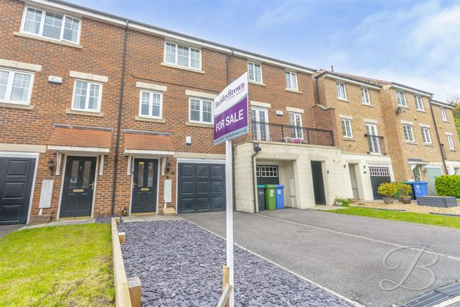 3 bed terraced house for sale in Ruby Way, Mansfield NG18