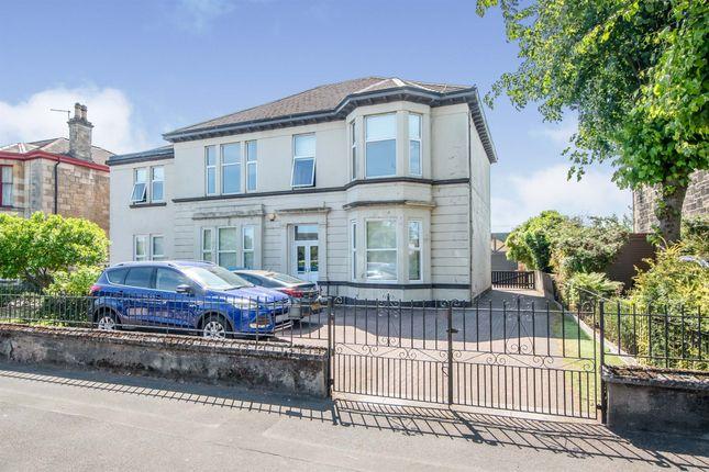 Thumbnail Flat for sale in Greenock Road, Paisley