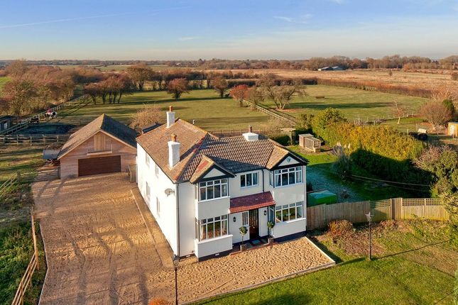 Thumbnail Detached house for sale in Frinsted, Sittingbourne