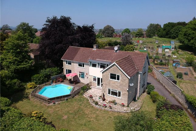 Thumbnail Detached house for sale in Turners Barn Lane, Yeovil, Somerset