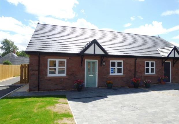 Thumbnail Semi-detached bungalow for sale in Plot H7, Thornedge Gardens, Cumwhinton, Carlisle