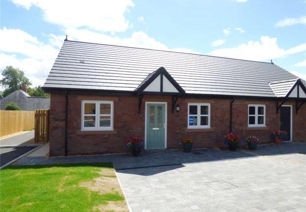 Semi-detached bungalow for sale in Plot H7, Thornedge Gardens, Cumwhinton, Carlisle