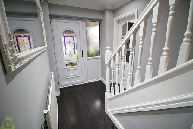 Entrance Hall of Churnet Close, Westhoughton BL5