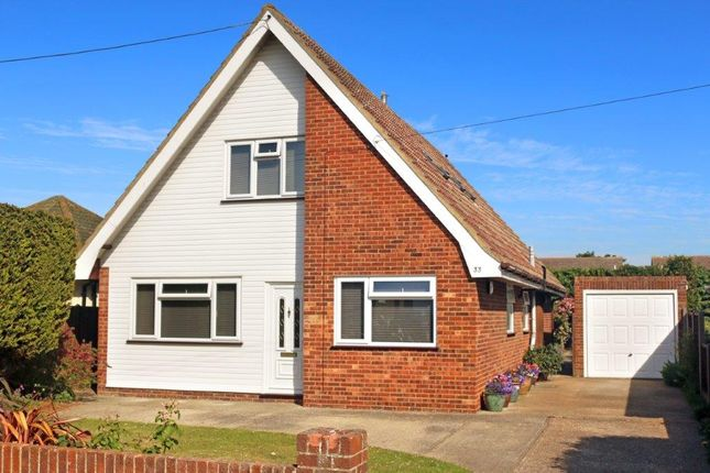 Thumbnail Detached house for sale in Hardy Road, Greatstone