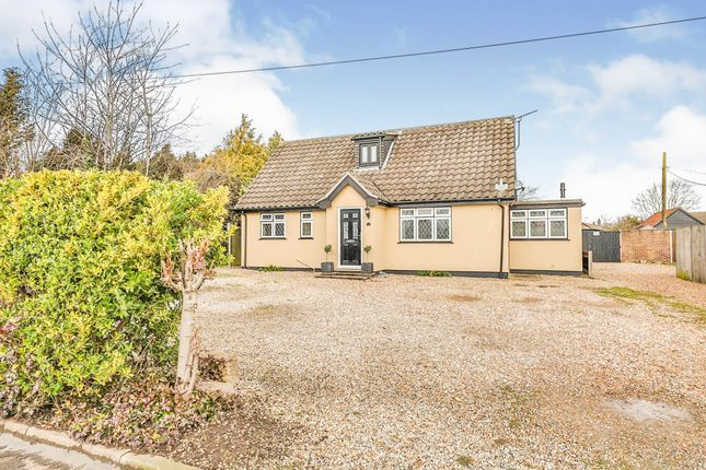 Thumbnail Property for sale in The Street, Hockering, Dereham