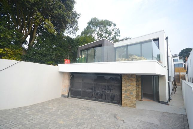 Thumbnail Detached house for sale in Alington Road, Evening Hill, Poole, Dorset