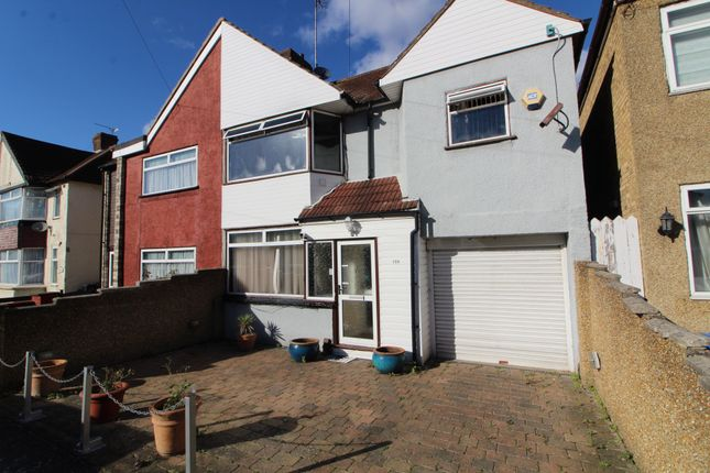 Thumbnail Semi-detached house to rent in St. Mary's Road, Edmonton