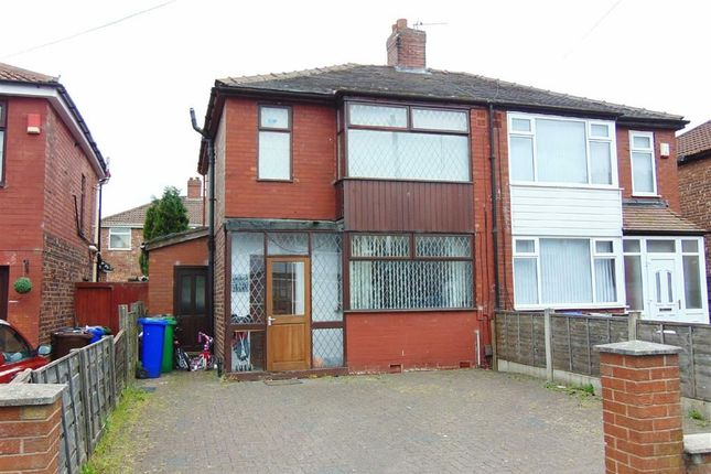 3 bed semi-detached house for sale in Manton Avenue, Blackley, Manchester